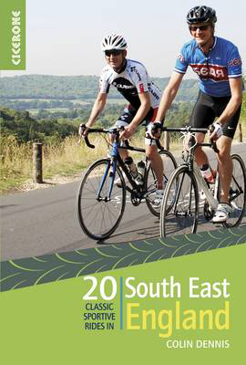 Picture of 20 Classic Sportive Rides in South East England: Graded routes on cycle-friendly roads between Kent, Oxford and the New Forest