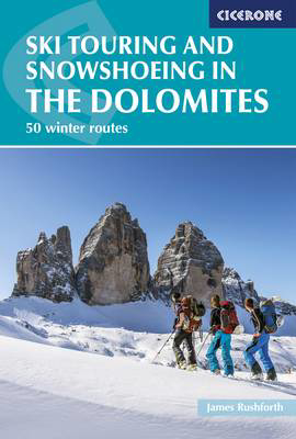 Picture of Ski Touring and Snowshoeing in the Dolomites: 50 winter routes