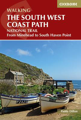 Picture of The South West Coast Path: National Trail From Minehead to South Haven Point