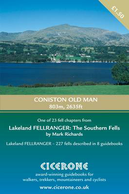 Picture of Coniston Old Man: 6 walking routes onto Coniston Old Man