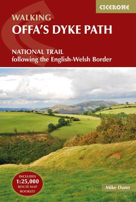 Picture of Offa's Dyke Path: National Trail following the English-Welsh Border