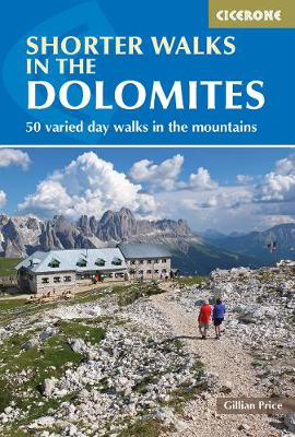 Picture of Shorter Walks in the Dolomites: 50 varied day walks in the mountains