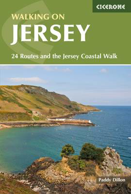 Picture of Walking on Jersey: 24 Routes and the Jersey Coastal Walk