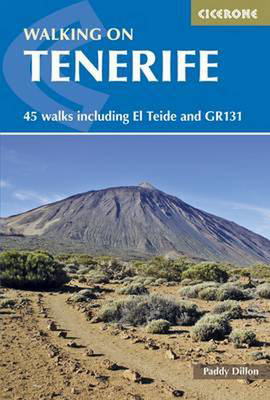 Picture of Walking on Tenerife: 45 walks including El Teide and GR131