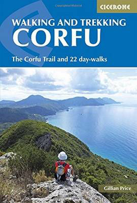 Picture of Walking and Trekking on Corfu: The Corfu Trail and 22 outstanding day-walks