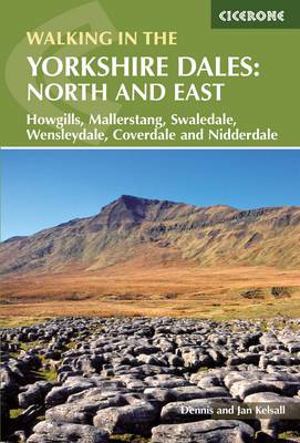 Picture of Walking in the Yorkshire Dales: North and East: Howgills, Mallerstang, Swaledale, Wensleydale, Coverdale and Nidderdale