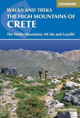 Picture of The High Mountains of Crete: The White Mountains, Psiloritis and Lassithi Mountains