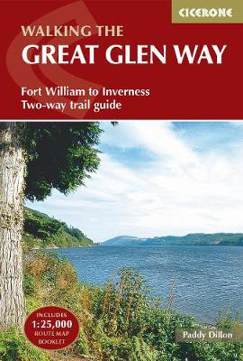 Picture of The Great Glen Way: Fort William to Inverness Two-way trail guide