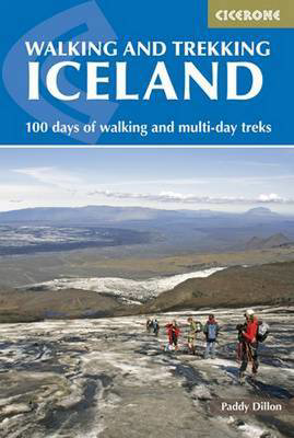 Picture of Walking and Trekking in Iceland: 100 days of walking and multi-day treks
