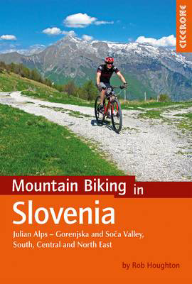 Picture of Mountain Biking in Slovenia: Julian Alps - Gorenjska and Soca Valley, South, Central and North East