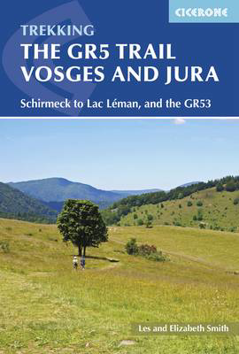 Picture of The GR5 Trail - Vosges and Jura: Schirmeck to Lac Leman, and the GR53