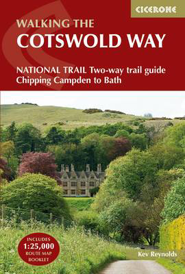 Picture of The Cotswold Way: NATIONAL TRAIL Two-way trail guide - Chipping Campden to Bath