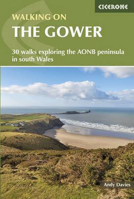Picture of Walking on the Gower: 30 walks exploring the AONB peninsula in South Wales