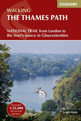 Picture of The Thames Path: National Trail from London to the river's source in Gloucestershire