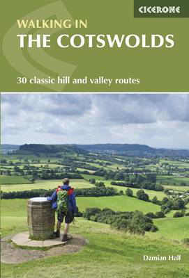 Picture of Walking in the Cotswolds: 30 circular walks in the AONB