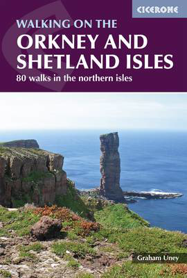 Picture of Walking on the Orkney and Shetland Isles: 80 walks in the northern isles