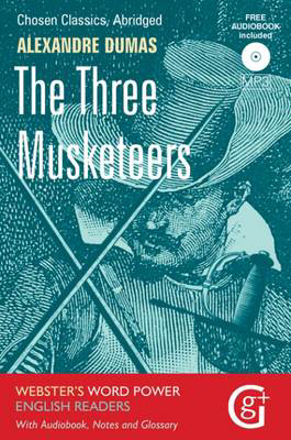 Picture of The Three Musketeers: Abridged and Retold with Notes and Free Audiobook