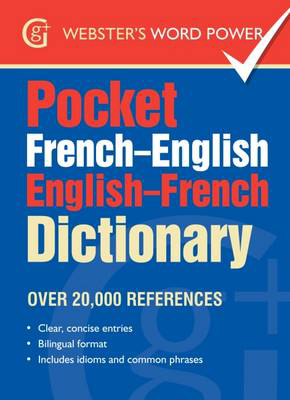 Picture of Pocket French-English English-French Dictionary: Over 20,000 References