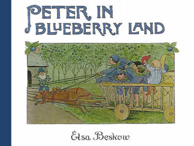 Picture of Peter in Blueberry Land