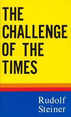 Picture of The Challenge of the Times
