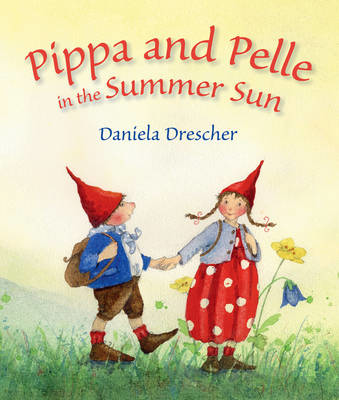 Picture of Pippa and Pelle in the Summer Sun