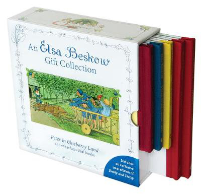Picture of An Elsa Beskow Gift Collection: Peter in Blueberry Land and other beautiful books