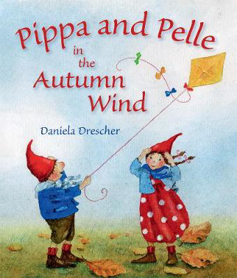 Picture of Pippa and Pelle in the Autumn Wind