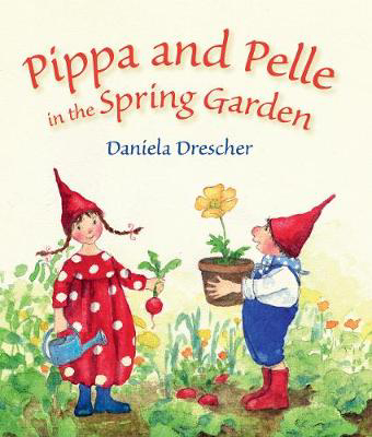 Picture of Pippa and Pelle in the Spring Garden