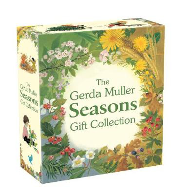 Picture of The Gerda Muller Seasons Gift Collection: Spring, Summer, Autumn and Winter