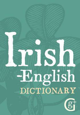 Picture of Irish-English Dictionary