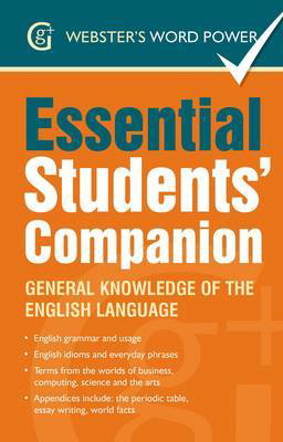 Picture of Webster's Word Power Essential Students' Companion: General Knowledge of the English Language