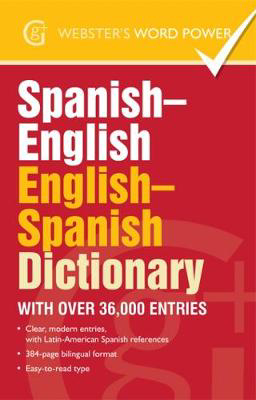 Picture of Spanish-English, English-Spanish Dictionary: With over 36,000 entries