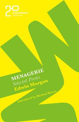 Picture of The Edwin Morgan Twenties: Menagerie