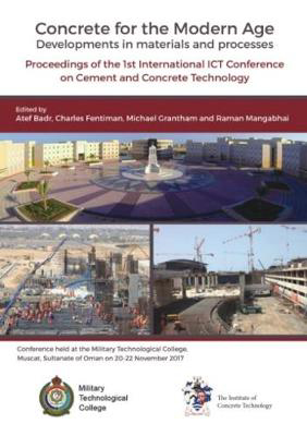 Picture of Concrete for the Modern Age: Developments in Materials and Processes