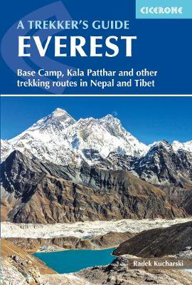 Picture of Everest: A Trekker's Guide: Base Camp, Kala Patthar and other trekking routes in Nepal and Tibet