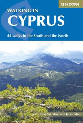 Picture of Walking in Cyprus: 44 walks in the South and the North