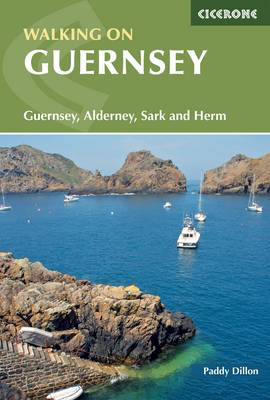 Picture of Walking on Guernsey: Guernsey, Alderney, Sark and Herm