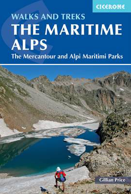 Picture of Walks and Treks in the Maritime Alps: The Mercantour and Alpi Marittime Parks
