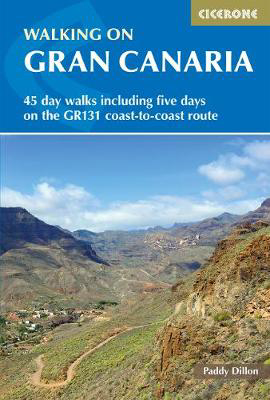 Picture of Walking on Gran Canaria: 45 day walks including five days on the GR131 coast-to-coast route