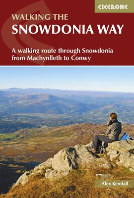 Picture of The Snowdonia Way: A walking route through Snowdonia from Machynlleth to Conwy