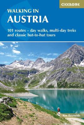 Picture of Walking in Austria: 101 routes - day walks, multi-day treks and classic hut-to-hut tours