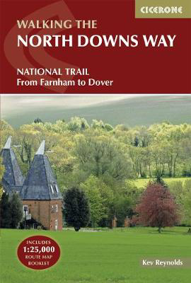 Picture of The North Downs Way: National Trail from Farnham to Dover