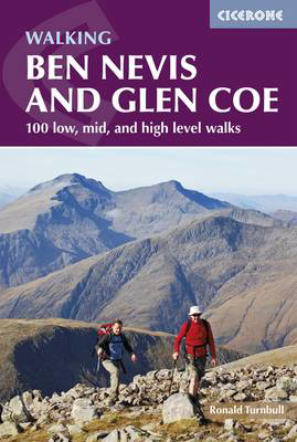 Picture of Ben Nevis and Glen Coe: 100 low, mid, and high level walks