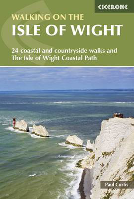 Picture of Walking on the Isle of Wight: The Isle of Wight Coastal Path and 24 coastal and countryside walks