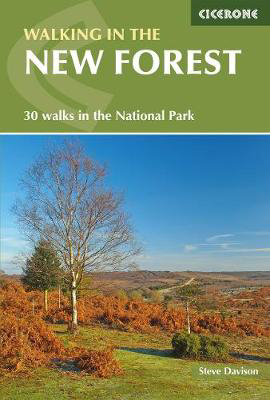 Picture of Walking in the New Forest: 30 Walks in the New Forest National Park
