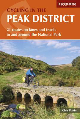 Picture of Cycling in the Peak District: 21 routes on lanes and tracks in and around the National Park