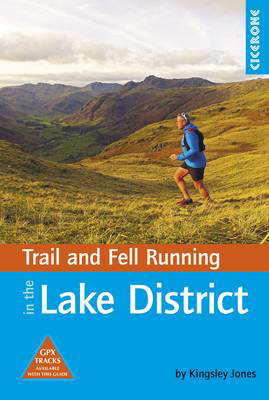 Picture of Trail and Fell Running in the Lake District: 40 routes in the National Park including classic routes