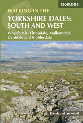 Picture of Walking in the Yorkshire Dales: South and West: Wharfedale, Littondale, Malhamdale, Dentdale and Ribblesdale