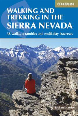 Picture of Walking and Trekking in the Sierra Nevada: 38 walks, scrambles and multi-day traverses