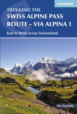 Picture of The Swiss Alpine Pass Route - Via Alpina Route 1: Trekking East to West across Switzerland